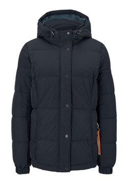 TOM TAILOR - TRENDY PUFFER JACKET - Winterjacke - sky captain blue
