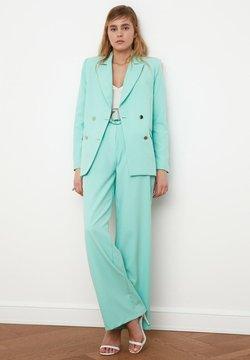 Trendyol - Pantaloni - light blue