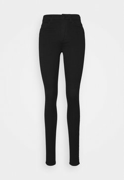 ONLY Tall - ONLROYAL HIGH - Jeansy Skinny Fit - black