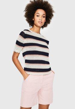 Boden - CORRINA  - Bluse - natural white/navy/pink