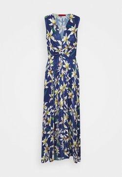 MAX&Co. - PADRINO - Vestido largo - cornflower blue pattern