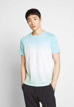 Shine Original - DIPE DYE TEE - Print T-shirt - green