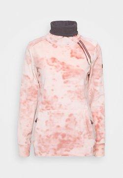 Roxy - DELTINE  - Fleecepullover - silver pink
