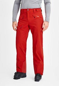 Mammut - STONEY - Spodnie narciarskie - magma