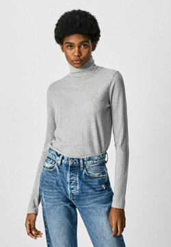 Pepe Jeans - DEBORAH - Sweter - gris marl