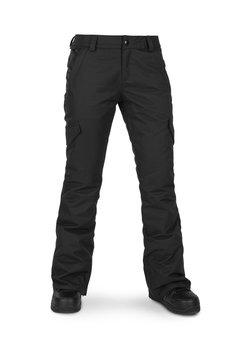Volcom - BRIDGER INS - Pantalón de nieve - black