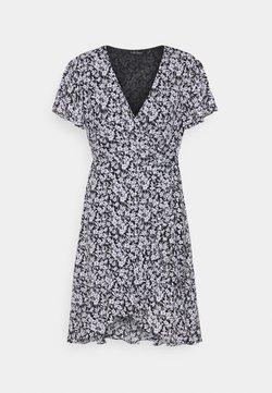 Lauren Ralph Lauren Petite - TORLYNN CASUAL DRESS - Vestido informal - polo black/white