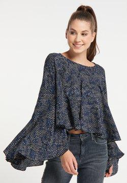 myMo - Bluse - blau