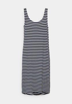 Vila - VIDINA DRESS - Jerseykleid - navy blazer