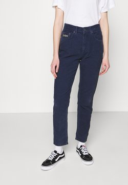 Kickers Classics - SLIM TROUSERS - Stoffhose - navy