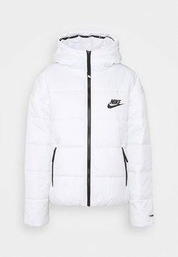 Nike Sportswear - CLASSIC - Talvitakki - white/black