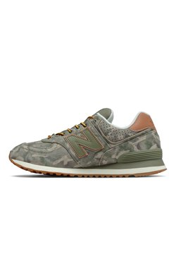 New Balance - Sneaker low - covert green