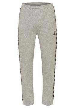 Hummel - Jogginghose - grey melange
