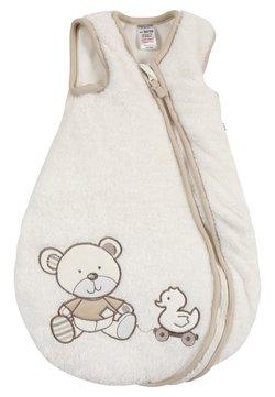 Jacky Baby - BEAR  - Sovpåse - offwhite