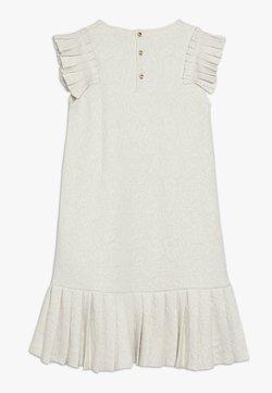MINI A TURE - MONTANA DRESS - Vestido de cóctel - cloud cream