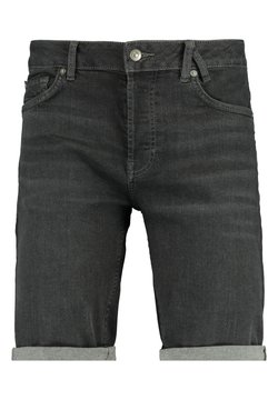 America Today - ROBERT - Jeansshort - washed black