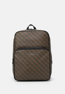 Guess - VEZZOLA BACKPACK UNISEX - Reppu - brown