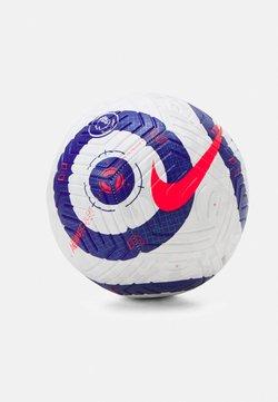 Nike Performance - PREMIER LEAGUE STRIKE - Fotball - white/blue/laser crimson
