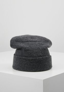 Johnstons of Elgin - CASHMERE BEANIE - Beanie - dark granite