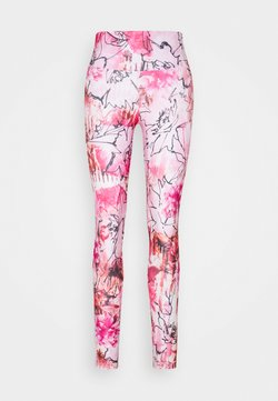 Guess - LEGGINGS - Collants - pinkish