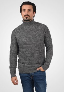 Blend - CARRIZO - Strickpullover - charcoal mix