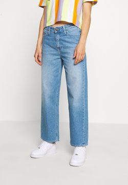 Lee - WIDE LEG - Jeans relaxed fit - worn callie