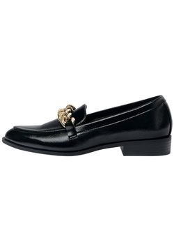 PULL&BEAR - Loafers - black