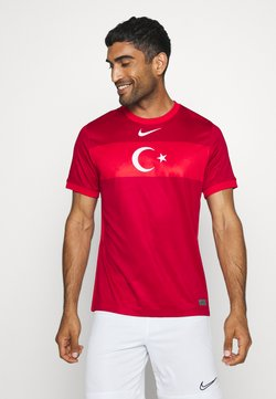 Nike Performance - TÜRKEI AWAY - Landsholdstrøjer - red/white