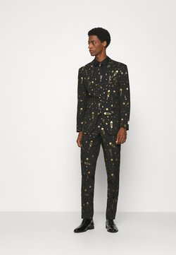 OppoSuits - FANCY FIREWORKS - Costume - black