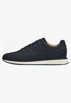Massimo Dutti - Sneaker low - blue