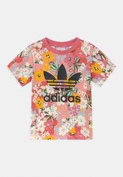 adidas Originals - Printtipaita - trace pink/multicolor/black
