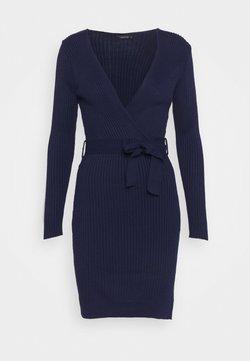 Trendyol - Strikket kjole - navy
