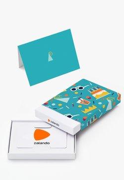 Zalando - HAPPY BIRTHDAY - Geschenkgutschein in Box - light blue