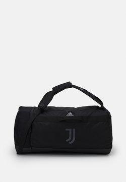 adidas Performance - JUVENTUS TURIN DU M UNISEX - Sporttasche - black/grey four