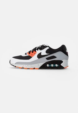 Nike Sportswear - AIR MAX - Sneakers laag - white/black-turf orange-aquamarine-pure platinum-lotus pink