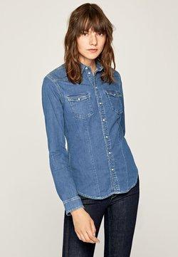 Pepe Jeans - ROSIE - Koszula - blue denim