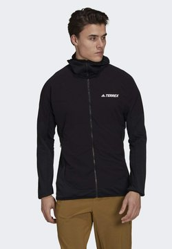 adidas Performance - TERREX SKYCLIMB - Veste polaire - black