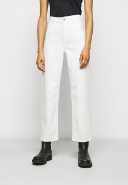 2nd Day - RAVEN THINKTWICE - Jeans straight leg - bright white