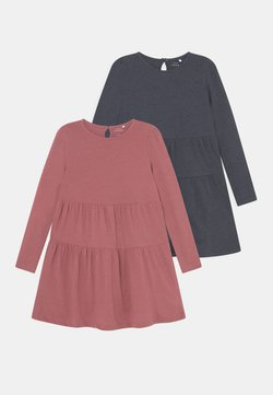 Name it - NKFVIVALDI DRESS 2 PACK - Vestido ligero - deco rose