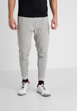 BIDI BADU - MATU BASIC CUFFED PANT - Jogginghose - light grey