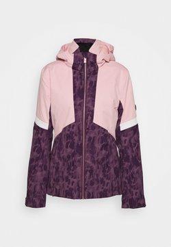 Ziener - TAHIRA LADY  - Kurtka narciarska - violet
