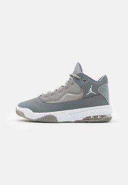 Jordan - MAX AURA 2 UNISEX - Zapatillas de baloncesto - medium grey/white/cool grey