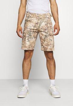 Carhartt WIP - AVIATION COLUMBIA - Shorts - khaki