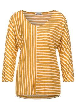 Street One - Langarmshirt - sulphur yellow