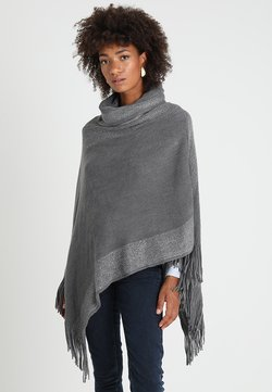 Anna Field - Cape - grey/silver