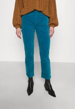 Ivy Copenhagen - Pantalones - blue turquoise