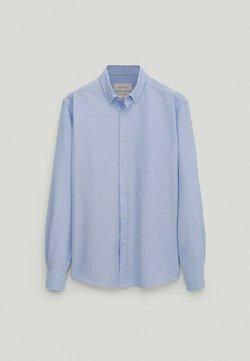 Massimo Dutti - REGULAR-FIT - Businesshemd - light blue