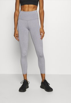 Cotton On Body - ACTIVE HIGH WAIST CORE 7/8 - Medias - mid grey marle