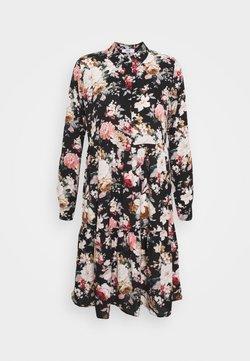 ONLY - ONLLARRY SHORT DRESS - Blusenkleid - black