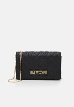 Love Moschino - Bandolera - nero